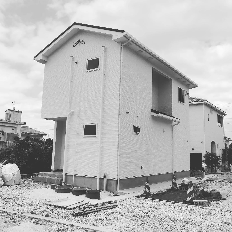 2020年読谷村木造住宅新築
